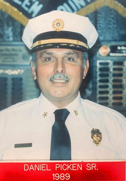 Daniel Pickin Sr. 1989