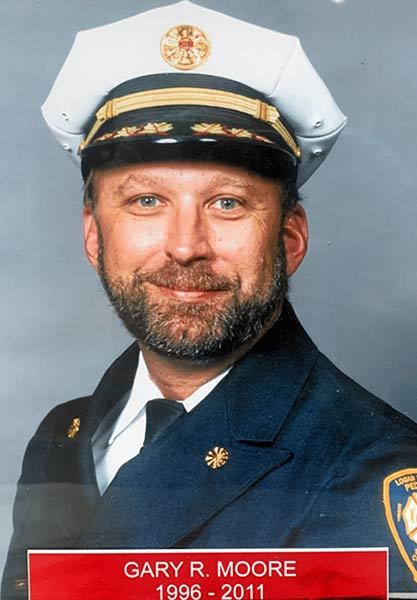 Gary R. Moore 1996-2011