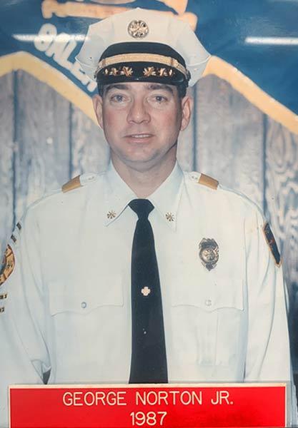 George Norton Jr. 1987