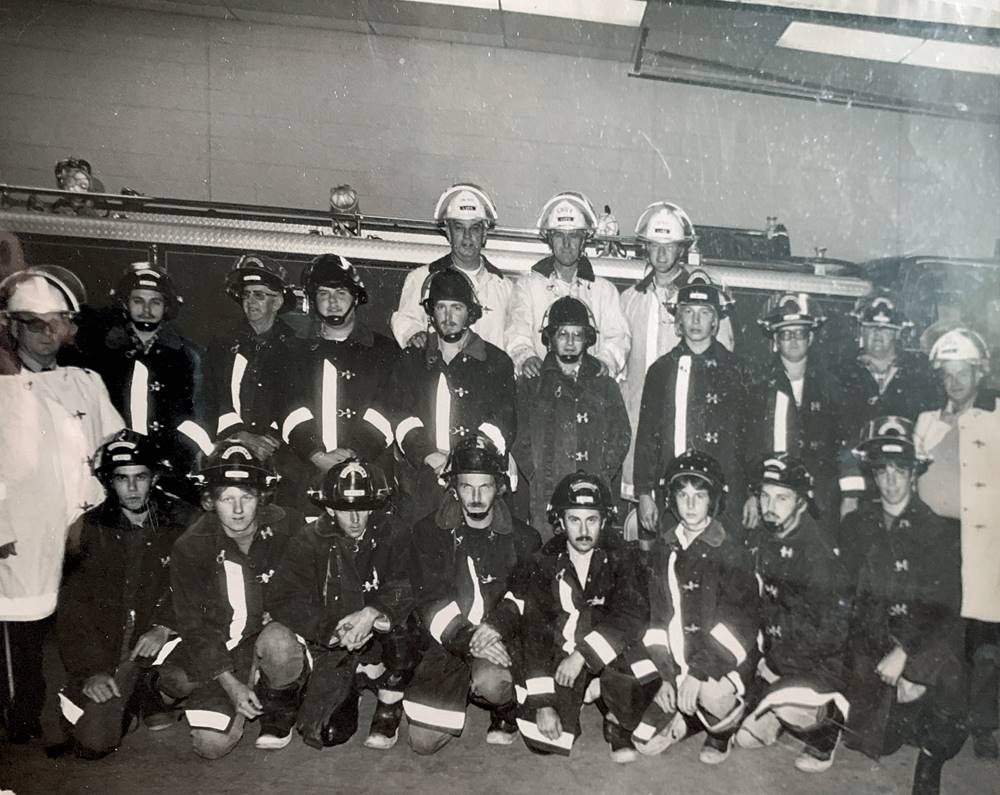Old Company picture