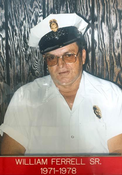 William Ferrell Sr. 1971-78