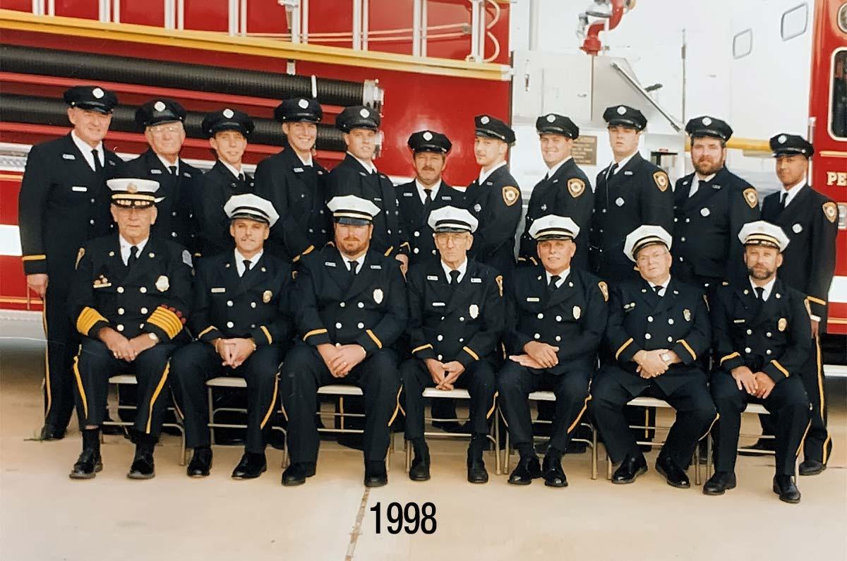 Company photo 1998